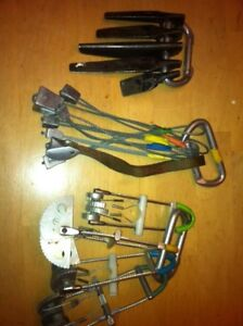 Rock Climbing Cams, Pitons and nuts - prices listed