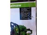 Electric Chainsaw NEW boxed