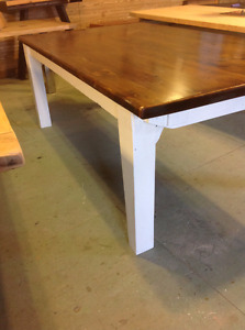 Harvest Table For Sale From Our Showroom