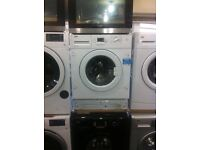 8kg integrated **NEW** washing machines PRP £389.99 warranty included call today or visit us