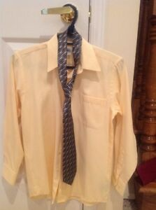 Boys Dress Shirt with Tie West Island Greater Montréal image 1