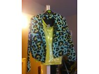 Primark jacket and bnwt top size 14