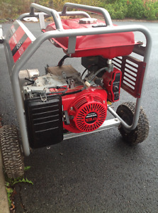 Honda Powered 13hp Coleman GENERATOR