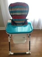 Excellent high chair