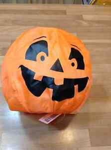 FOLDING PUMPKIN DECORATION FOR HALLOWE'EN