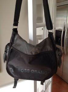 Sac messager Hugo Boss Orange