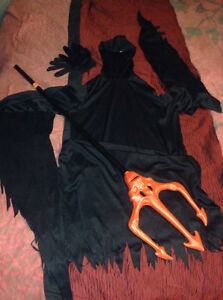 Adult..Reaper Type Costume