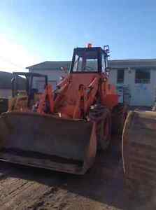 FOR SALE CASE W 24 with bucket n blade n wing St. John's Newfoundland image 2