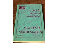 As/A Level Mathematics Revision workbook by Alpha Workbooks,Version A