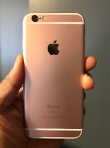 Rose Gold IPhone 6S 16G MINT CONDITION