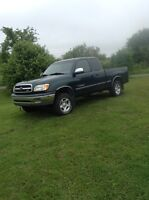 Toyota Tundra need gone or trade for car