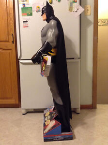 DC Classic Batman. 4 feet in height. Cambridge Kitchener Area image 2