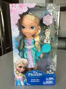 Disney Frozen Elsa doll, new in box