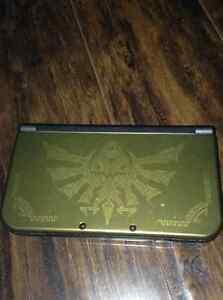 New limeted dition 3ds with 1 game and charger