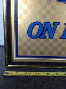One rare Magnum Ale on Draft beer sign - price lowered Cambridge Kitchener Area image 2