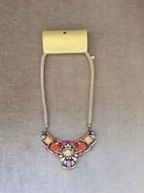 Never been worn Accessorize necklace