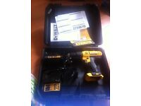Dewalt brand new not used will deliver