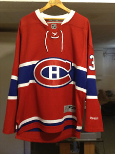 New Carey Price Montreal Canadians jersey.