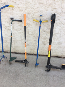 WEED REMOVAL TOOLS