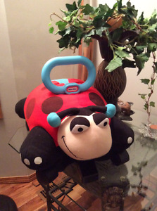 Little Tikes ladybug scooter - Quality brand