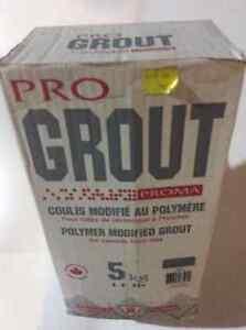 Stucco - Coulis/Grout et profilé céramique - outils ½ prix