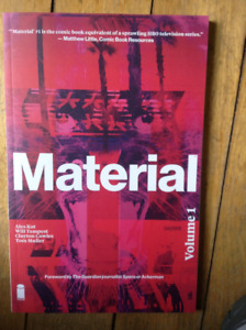 Material - graphic novel