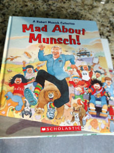 Mad about Munsch book for sale