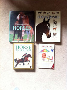 Books on Horses - Selling as a lot
