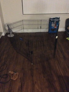 24' Puppy Play Pen
