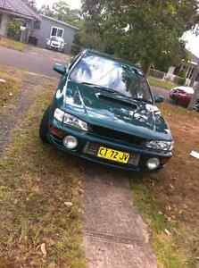 97 wrx project car running and registered St Marys Penrith Area Preview