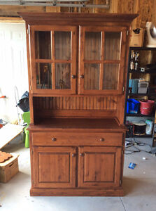 Countrytime Furniture solid wood hutch