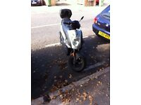 Kymco 125 must go today