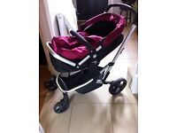 Mothercare buggy set
