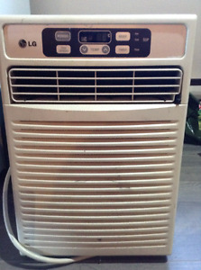 window-room air conditioner/ air climatisée pour fenêtres