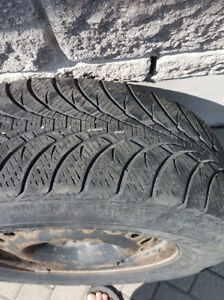 225/65r16 Winter Tires