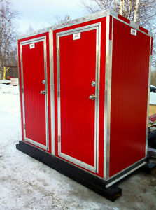 Portable Washrooms Showers Heated Air Conditioned Yukon image 8