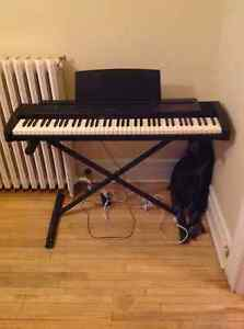 Clavier piano Rolland EP 7 II