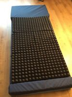 Vita care pressure relieving mattress with Roho inserts