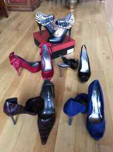 Various ladies shoes & clothing items for Sale