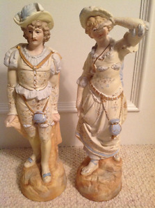 French Figurines