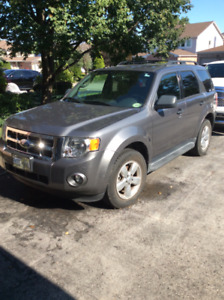Ford Escape 2009 XLT 58,000 kms