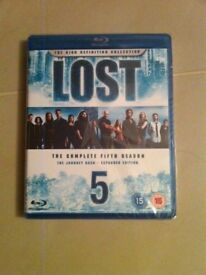 New buy-ray lost complete fifth season