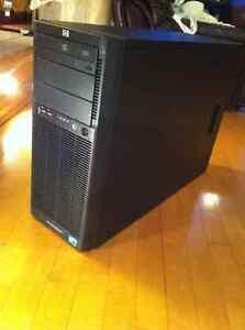 HP Proliant ml150 g6  2 cpu Xeon 8 coeur 48gb ddr3  nég. échange