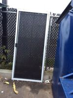 Moustiquaires pour portes patios de 5'et6'usage à vendre