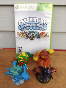 Skylanders Spyro's Adventure for xbox 360