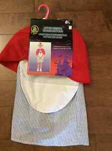 Like new girls Nurse Costume size 4-6x