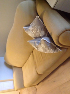 Sofa bed with miracle foam