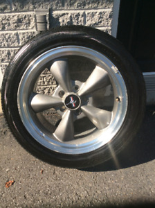 Wheels & Tires for sale. OEM Ford mustang bullitt wheels
