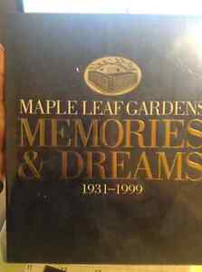 Maple Leaf Gardens: Memories and Dreams 1931-1999 Still sealed