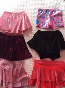 Jupes ,short et pantalon de patinage